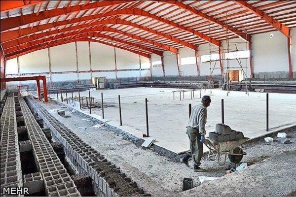 111 پروژه نیمه تمام ورزشی استان مرکزی در انتظار تامین اعتبار