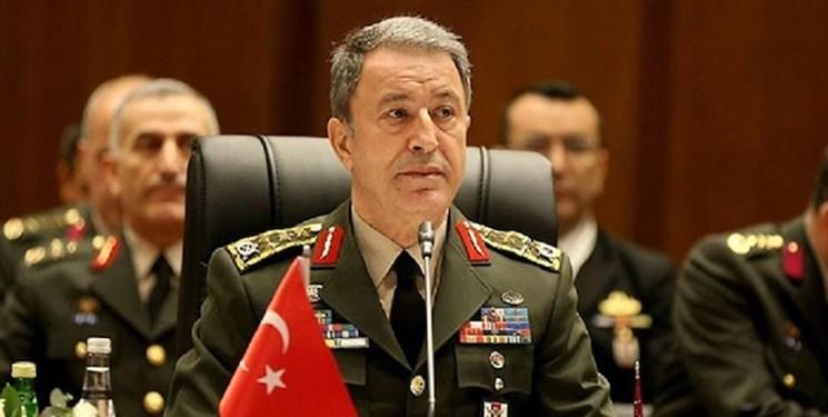 ترکیه عملیات خصمانه خود بر ضد سوریه را سپر بهار نامید
