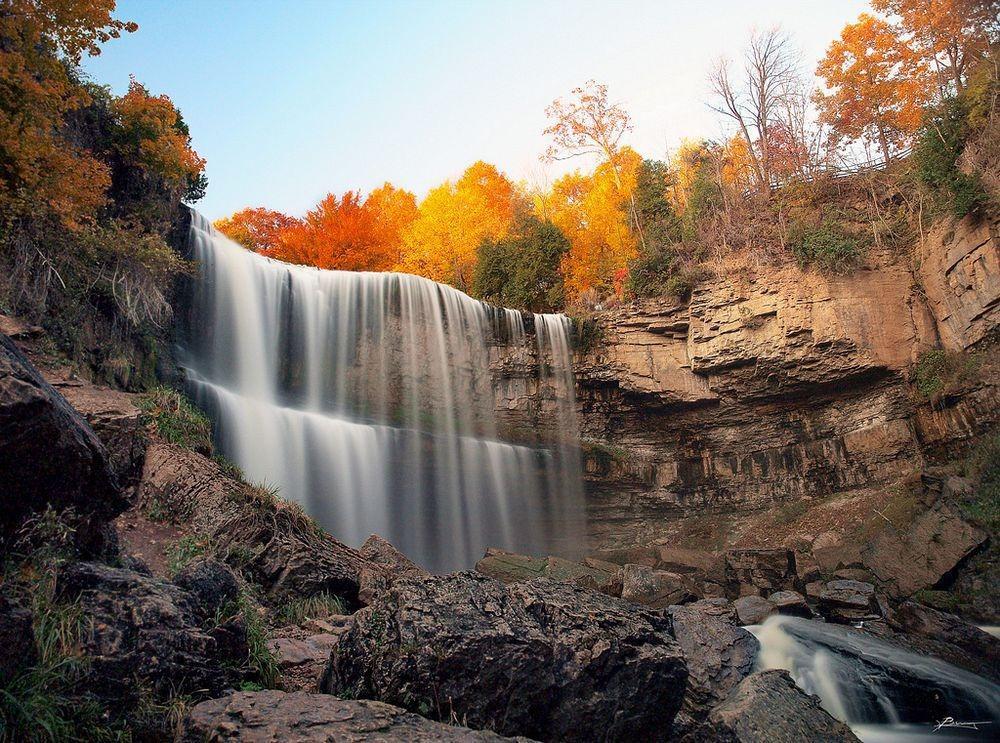 همیلتون؛ پایتخت آبشارهای دنیا