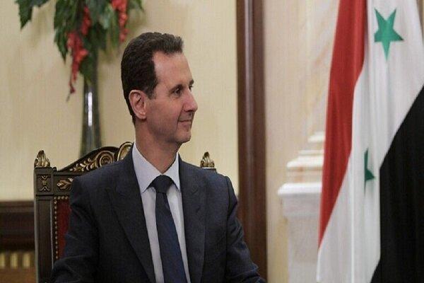 رایزنی اسد و شویگو درباره غارت منابع نفتی سوریه توسط آمریکا
