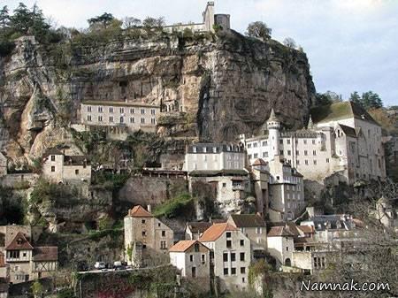 روستای زیبا و دیدنی در جنوب غربی فرانسه