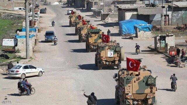 گسترش کرونا تحرکات ارتش ترکیه در سوریه را به حداقل می رساند
