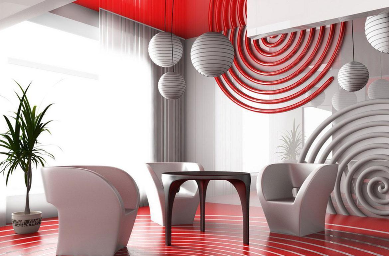 ایده های جالب دکوراسیون؛ برگرفته از هتل های مشهور پاریس