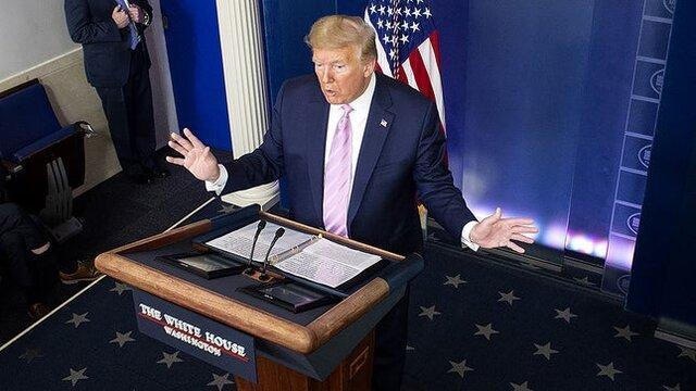 واشنگتن پست: ترامپ در 1170 روز 18 هزار ادعای غلط و دروغ داشته