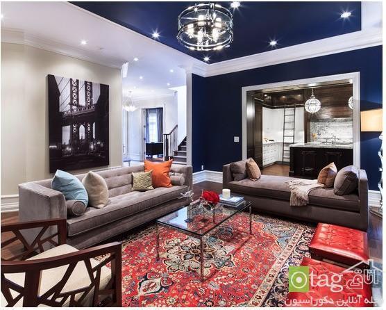 راهنمای انتخاب مدل فرش آنتیک در منزل