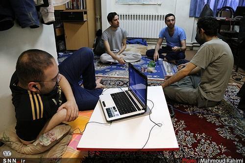 امکان اسکان در خوابگاه هاى دانشگاه شهید چمران اهواز وجود ندارد