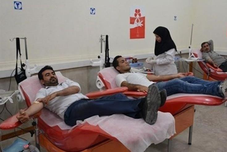 مردم مى توانند بدون دغدغه خون اهدا نمایند