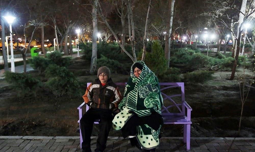 بوستان های تهران بازگشایی شد