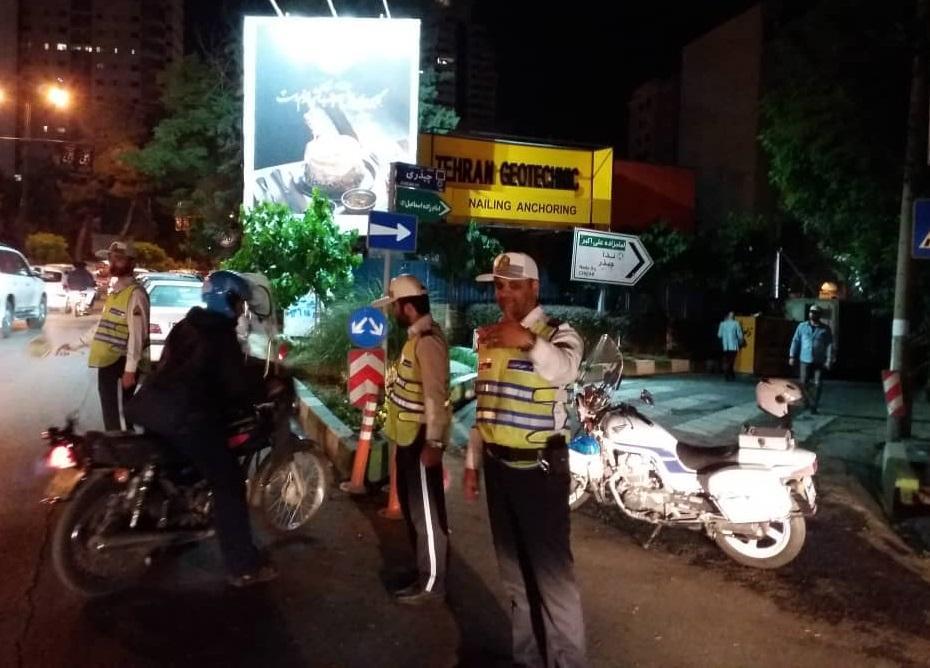 ممنوعیت تردد کامیون ها و خودرو های سنگین در شب های پر فضیلت قدر
