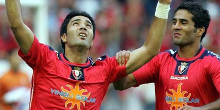 خبرنگار اسپانیایی: نکونام و شجاعی از بهترین های فوتبال ایران در لالیگا بودند