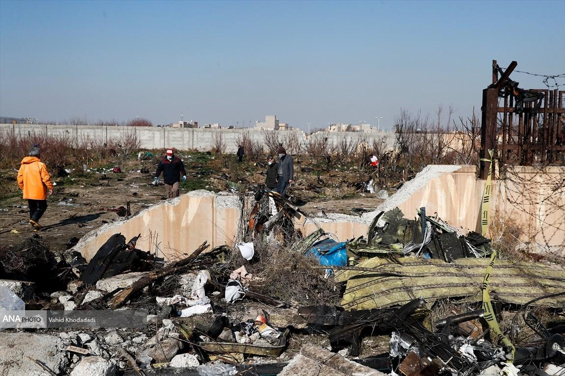 سانحه هواپیمای اوکراینی و واقعیت هایی که دیده نشد
