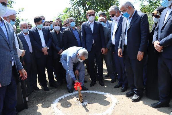 شروع ساخت 2000 واحد مسکن برای محرومین گیلان