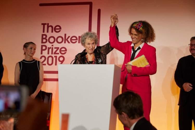 سخنرانی برنده سیاه پوست جایزه بوکر در نمایشگاه کتاب فرانفکورت