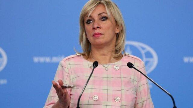 زاخارووا: روسیه ارمنستان را رها نکرد