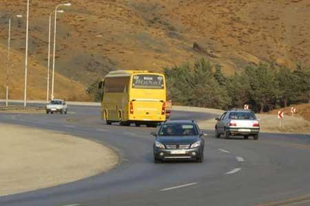 محدودیت تردد جاده ای در 25 استان ، بیشترین ترافیک جاده ها بین ساعات 17 تا 18