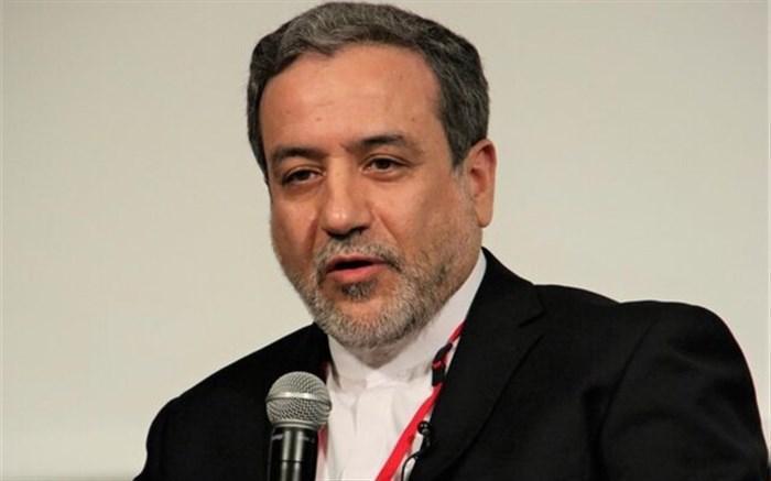 عراقچی: از هر مسیری برای تحقق اهداف کشور کوشش خواهیم کرد