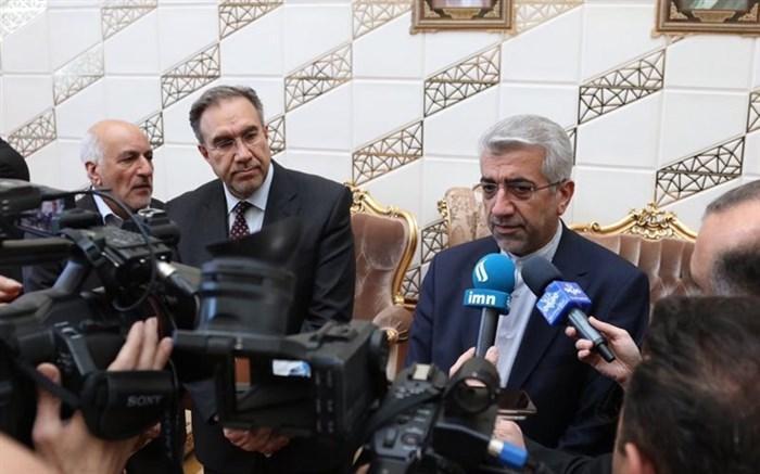 نهایی شدن پروژه های بازسازی صنعت برق در سفر به عراق