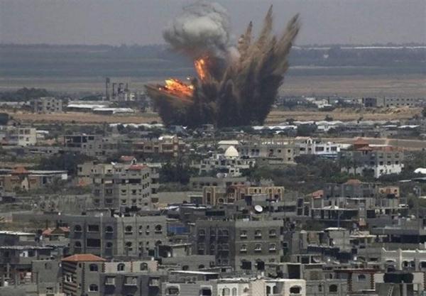 حمله موشکی و توپخانه ای ائتلاف سعودی به مناطق مسکونی یمن