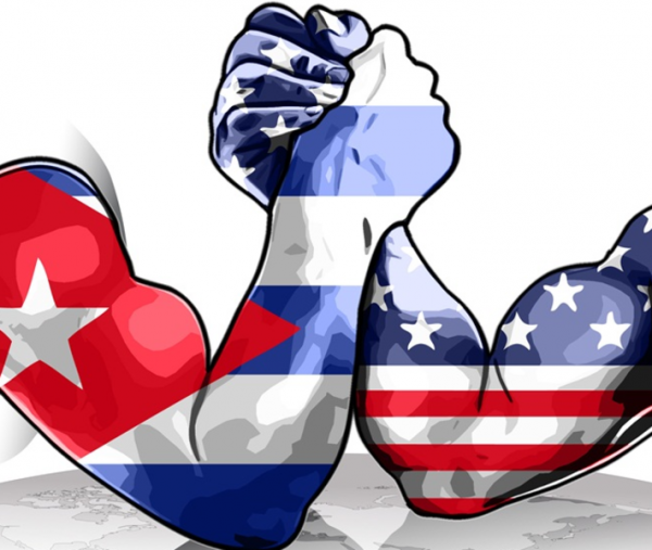 سپاسگذاری رئیس جمهور کوبا از مقاومت مردم این کشور در برابر آمریکا