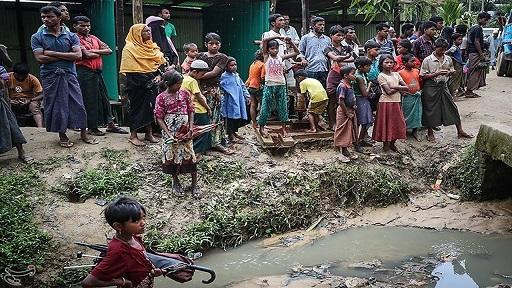 ناپدید شدن صد ها آواره روهینگیا در اردوگاه اندونزی