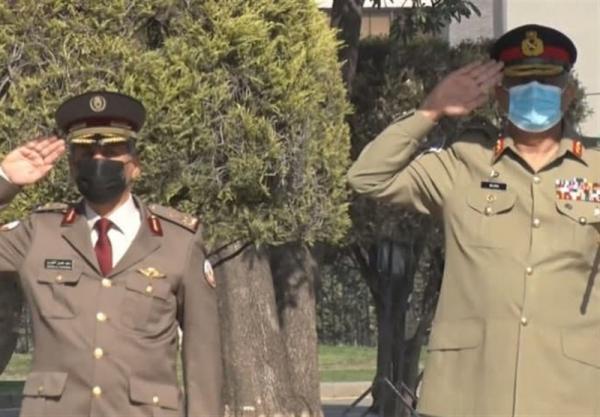 صلح افغانستان محور گفت وگوهای مقامات نظامی قطر و پاکستان