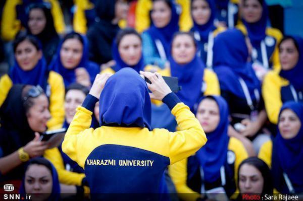کسب مقام سوم دانشگاه علوم پزشکی قزوین در جشنواره ورزشی منطقه ای خبرنگاران