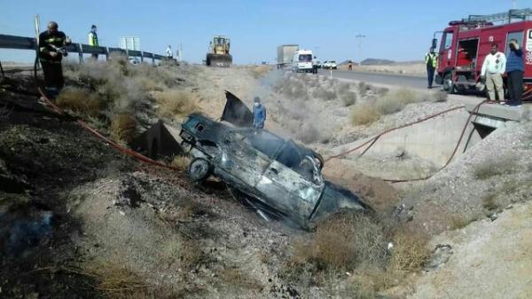 جاده های گناباد، امروز آبستن حوادث تلخ، فوت 4 نفر در حوادث جاده ای گناباد