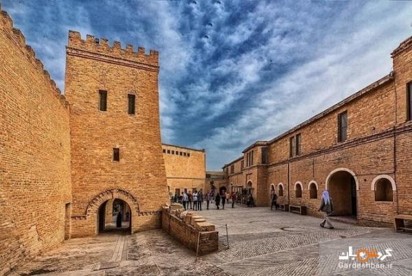 قلعه شوش؛ قلعه اروپایی که در دوران قاجار ساخته شد، عکس