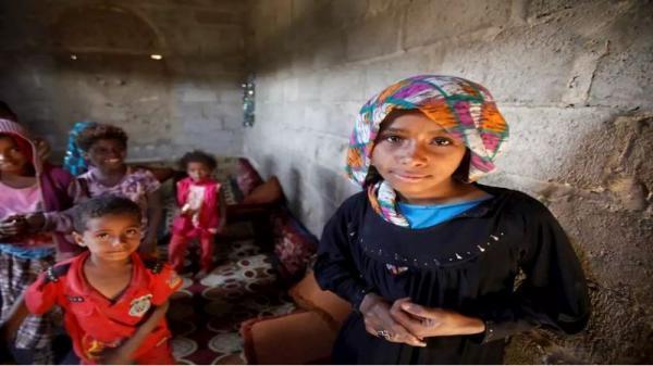 خبرنگاران هشدار صلیب سرخ از افزایش موارد سوء تغذیه حاد میان بچه ها یمنی