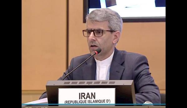 اسماعیل بقایی درباره سوءاستفاده بعضی کشورها از شورای حقوق بشر هشدار داد
