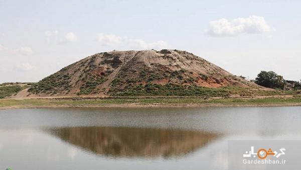 تورنگ تپه ؛ اثری تاریخی و جاذبه ای جالب در گلستان، عکس