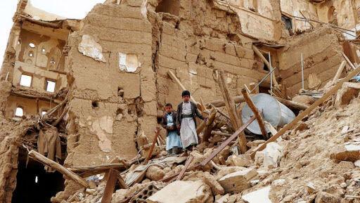 خبرنگاران درخواست سناتورهای آمریکایی برای یاری به یمن