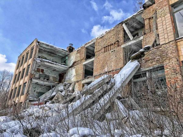 جریان زندگی در چرنوبیل بعد از انفجار اتمی