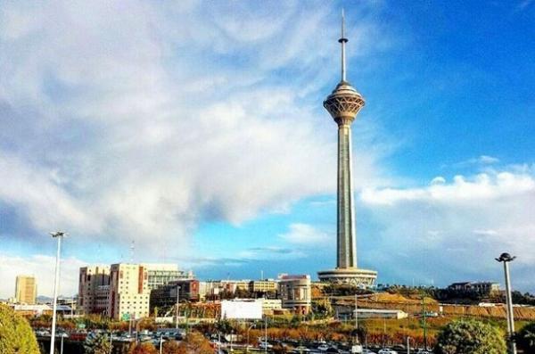 هوای تهران در شرایط پاک نهاده شد