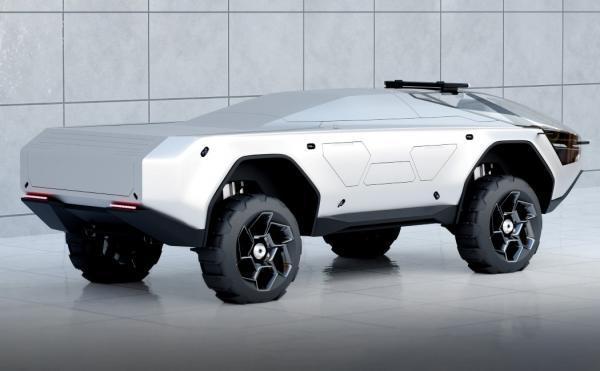 عاشقان علمی تخیلی از جمله جنگ های ستاره ای، حتما این خودروها را دوست داشته باشند