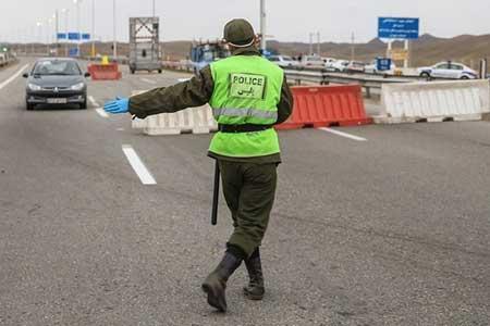 ممنوعیت سفر به شهرهای قرمز و نارنجی ادامه دارد ، جریمه 200 هزارتومانی تردد از 22 تا 3 صبح