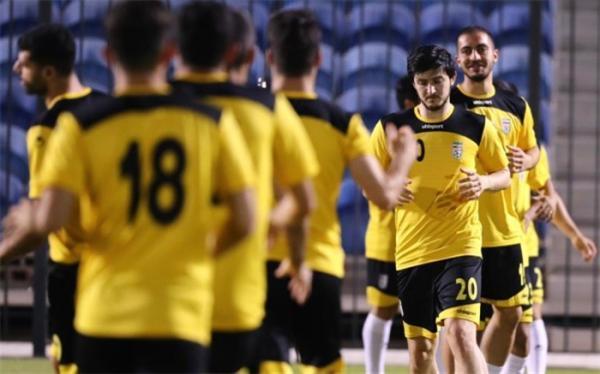 ملی پوشان فوتبال ایران تست کرونا دادند