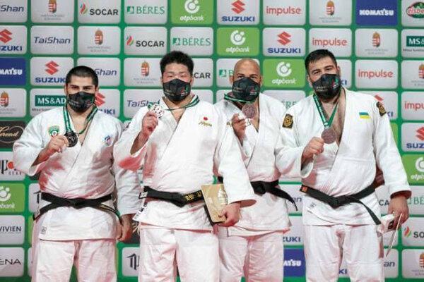 ژاپن فاتح رقابتهای جودو قهرمانی جهان شد، روسیه روی سکوی نخست