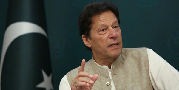 عمران خان: برای صلح افغانستان همه کار می کنیم جز اقدام نظامی علیه طالبان