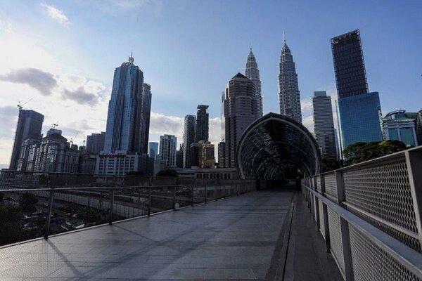 تعطیلی دوهفته ای مرکز مالزی در پی شیوع کرونا