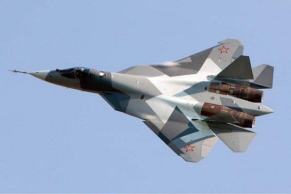 تمرین نظامی جنگنده های روسیه بر فراز دریای سیاه