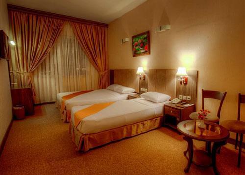 قیمت هتل ها در نوروز افزایش نمی یابد