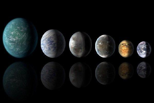 دسته جدیدی از سیارات با نشانه های حیات کشف شدند