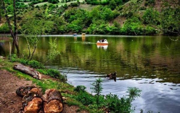 دریاچه شورمست کجاست؟