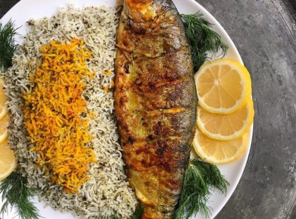 طرز تهیه ماهی شکم پر؛ طعمی فراموش نشدنی
